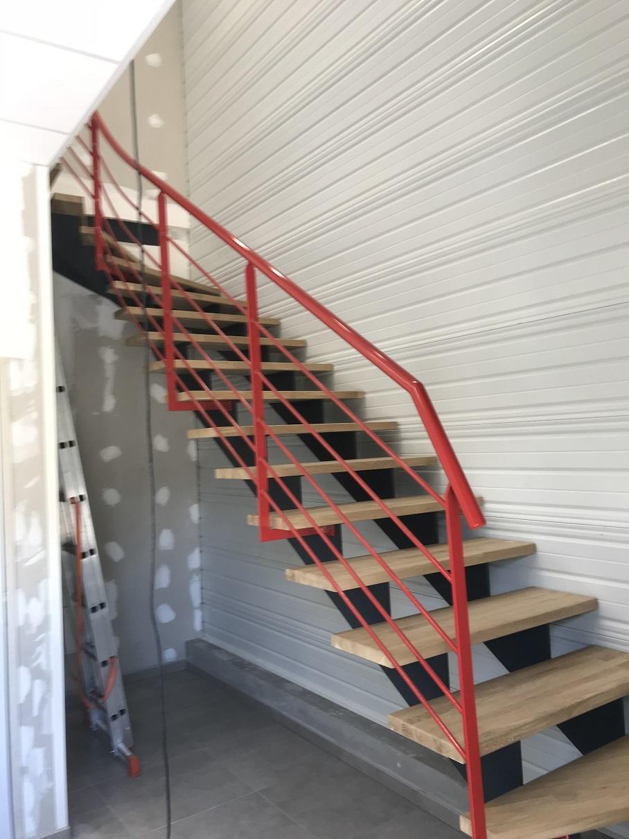 Fabricant escalier sur mesure a Talloires | Fabricant escalier a ...